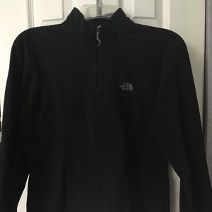 Black North Face Sweater